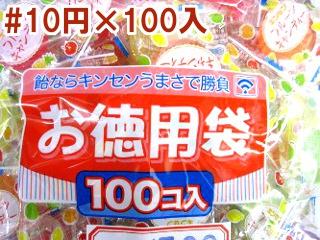 大袋入フルーツキャンディ