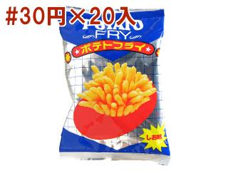 (中村製菓)ポテトフライ