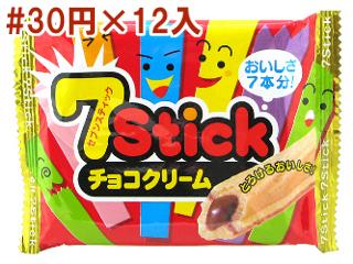 7Stickチョコクリーム
