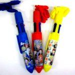 ワンピース4色ボールペン