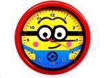 ミニオンズ壁時計