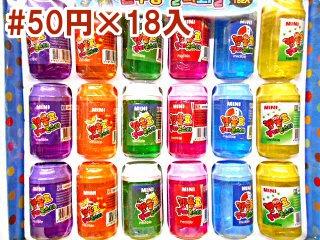 韓国カラフル缶缶スライミー