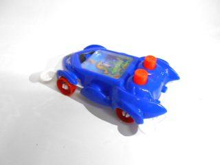 輪ッカーゲーム車の姿