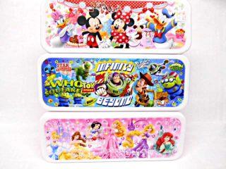 ディズニー2段ランチボックス全種類