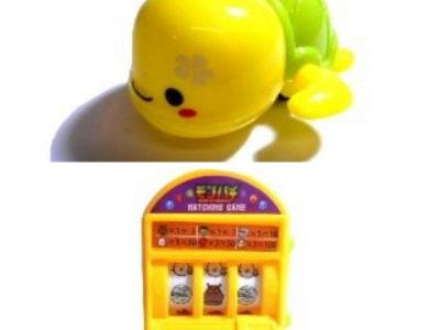 新入荷商品の御案内(小物玩具各種)