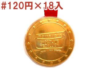 金メダルチョコ